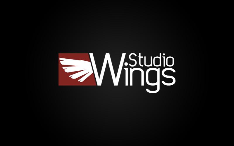 zerodotonedesign.pl » Studio Wings Logo